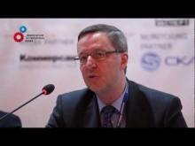 "Michael Harms from AHK. The Third Forum ""Industrial Parks in Russia - 2012"""