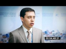 "Ayrat Gizzatulin from Technopolis Khimgrad. The Second Forum ""Industrial Parks in Russia - 2011"""
