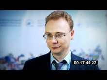 Индустриальные парки России – 2011. Sergey Vasin from Corporation of Development of Ulyanovsk region